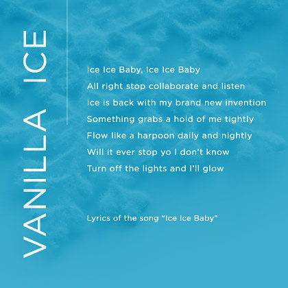 Ice Ice Baby - GHR Global Human Resources AG